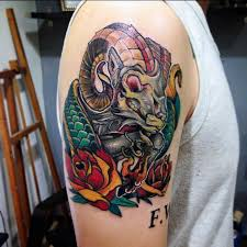 30 cool capricorn tattoo designs and ideas main meaning is