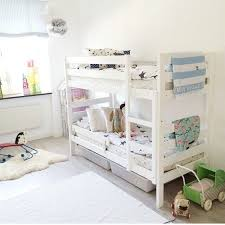 BUNK BEDS Mommo Design - Ikea mydal bunk bed
