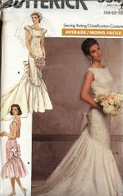 wedding dress sewing patterns mermaid wedding dress sewing pattern wedding dress decore ideas