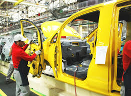 nissan mexico plant nissan nv200 evalia u0027taxi of tomorrow u0027 production starts