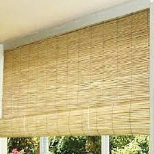 Roll Up Sun Shades For Patios Bamboo Roll Up Shades U2013 Senalka Com