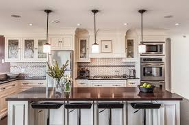 Sugar skull kitchen decor kitchen transitional with wood counter
