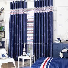 Nautical Curtain Fabric Nautical Print Curtains 100 Images Nautical Print Toile Royal