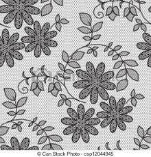 imagenes blancas en fondo negro encaje patrón fondo negro flores blancas hecho encaje
