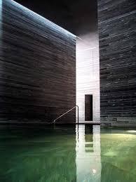 architectural retreat therme vals peter zumthor switzerland