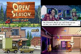 retro review open season gba ticgn