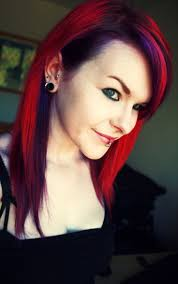 best 25 red purple hair color ideas on pinterest burgundy hair