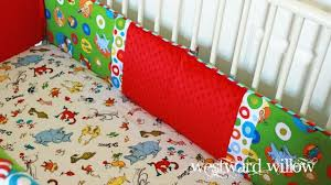 Dr Seuss Crib Bedding Sets Custom Made Crib Bedding Set With Dr Seuss Design By Westward