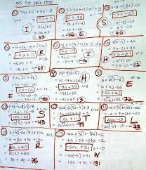 Algebra Worksheets And Answers Pre Algebra Answers Worksheets Mla Style Sheet In Text Citations