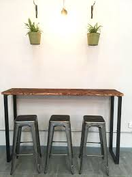 Narrow Bistro Table Dining Table Breakfast Bar Instead Of Dining Table Narrow