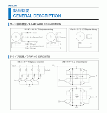 Stepper Motor Driver Wiring Diagram L298n And Stepper Mitsumi M49sp 1