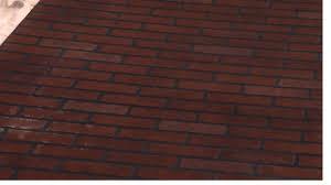 diy faux brick wall knock it off diy project east coast diy faux brick wall knock it off diy project