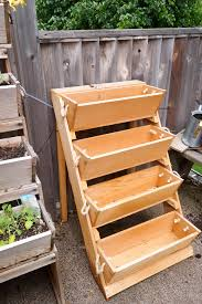 how to grow strawberries and a roped on cedar planter box give