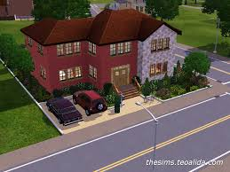 Sims House Ideas The Sims House Downloads Home Ideas And Floor Plans Part 5
