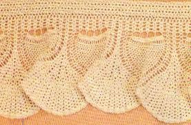 Crochet Valance Curtains Crochet Valance Ideas Crochet Valance With Tassels U2013 Design