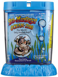 Bored At Home Create Your Own Zoo Amazon Com Schylling Sea Monkeys Ocean Zoo Colors May Vary