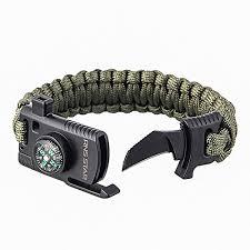 fire survival bracelet images Paracord survival bracelet 500 lb hiking gear travelling camping jpg