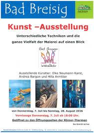Bad Breisig Therme Die Ganze Vielfalt Der Malerei