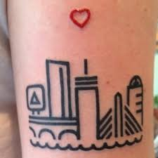 43 rad tattoos to pay tribute to your favorite place buzzfeed