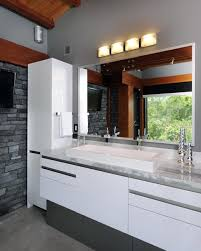 High Gloss Bathroom Furniture Neos High Gloss Vanity Contemporary Bathroom Ottawa By