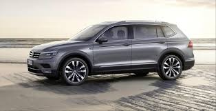 volkswagen suv touareg volkswagen tiguan allspace offers more room and seven seat option