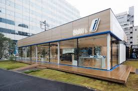 bmw dealership dedicated bmw i dealership opens in japan gtspirit