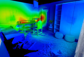 Heat Maps Citec Virtual Reality Lab Gpu Accelerated Generation Of Heat Map