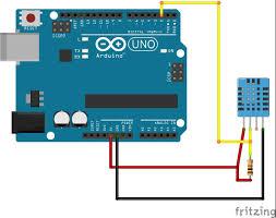 dht11 dht22 sensor with arduino random nerd tutorials
