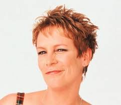how to get the jamie lee curtis haircut jamie lee curtis short brown hairstyle casual everyday