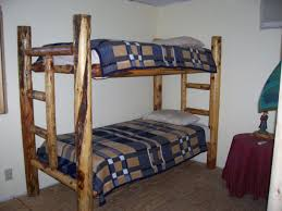 Camper Bunk Bed Sheets by How To Build Bunk Bed Rail U2014 Mygreenatl Bunk Beds