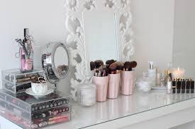 makeup table ikea ikea malm vanity my new and updated vanity ikea