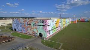 worlds largest mural of one artist misha most youtube worlds largest mural of one artist misha most