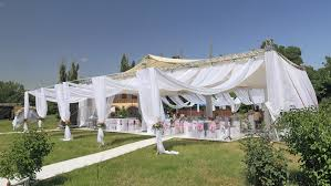 tent rental cost wedding tent paralysis should you rent buy used or brand new