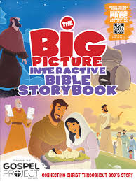 the big picture interactive storybook bible is 1 cba best selling