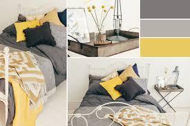 Yellow And Grey Bedroom Decor Yellow Bedroom Decor Bedrooms Rock And Gray Bedroom