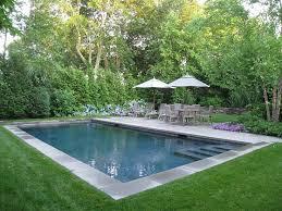 Backyard Pool Landscape Ideas Swimming Pool Landscapes Best 25 Swimming Pool Landscaping Ideas