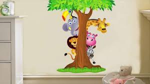 removable wall stickers for kids bedrooms youtube removable wall stickers for kids bedrooms