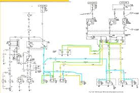 diagram 1976 toyota wiring diagram ford me bronco tech
