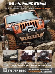 jeep wrangler ads hanson off road print ad design