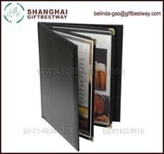menu covers wholesale china price competitive wholesale high quality catalog cover
