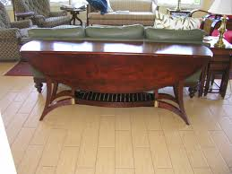 oval drop leaf table coffee table large wheeled sofa table end tables levels extra