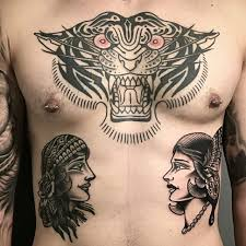 150 best and awesome chest tattoos ideas for and 2018