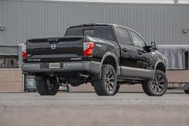 nissan titan quick lift 3in bolt on kit for 2017 nissan 4wd titan pickup rough country