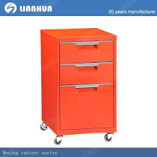 red metal file cabinet high quality cheap red office cole steel