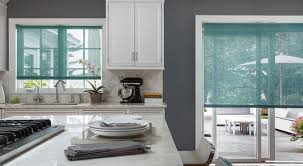 practical u0026 beautiful kitchen window treatments the shade store