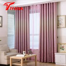 pink pleated curtains promotion shop for promotional pink pleated