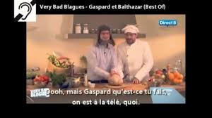 bad blague cuisine gaspard et balthazar best of bad blague dailymotion