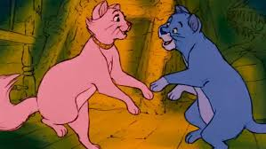 dancing colors clip aristocats aristocats disney video