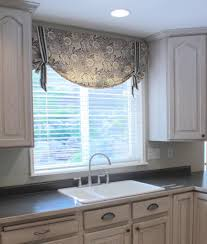 Swag Valances For Windows Designs Interior Window Swag Valance Window Valance Window Scarf