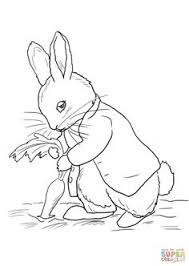 rabbits coloring pages the tale of peter rabbit coloring book dover publications